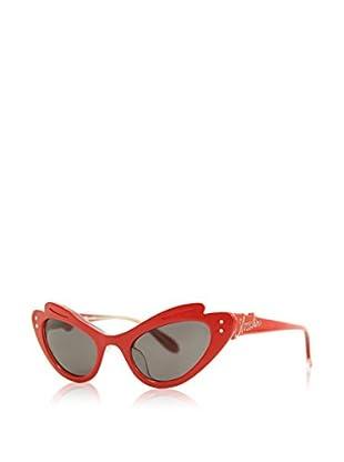 Moschino Teen Sonnenbrille 70302 (46 mm) rot