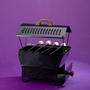 Awsome BBQ0901 Table Top Barbeque Griller Set