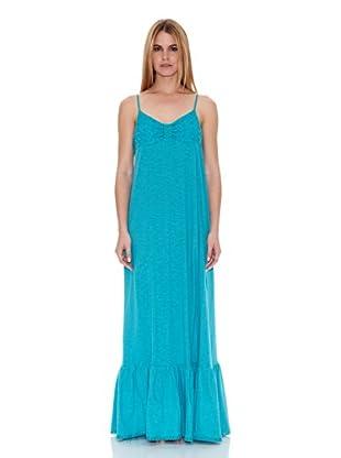 Naf Naf Vestido Tiffany (Azul Océano)