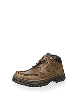 CAT Footwear Men's Lear Moc Toe Boot