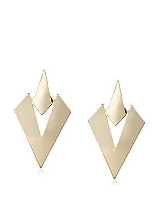 Yochi Delicate Arrow Earrings