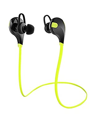 Unotec Auricular Bluetooth Sports Wb-Run Verde