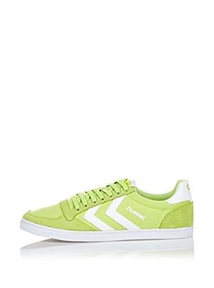 Hummel Sneaker Slimmer Stadil Low (hellgrün)