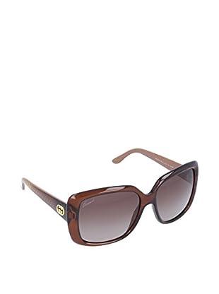 Gucci Sonnenbrille 3574/SLAW7L braun 56 mm