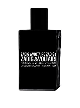 ZADIG&VOLTAIRE Eau De Toilette Uomo This Is Him 100 ml