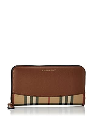 Burberry Cartera Elmore Zip Around Classic