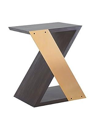 Artistic Bedford Side Table, Restoration Grey