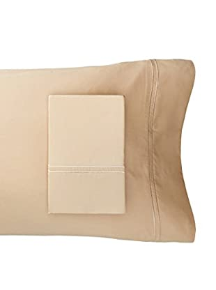 Malouf 600 TC Pillowcases (Khaki)