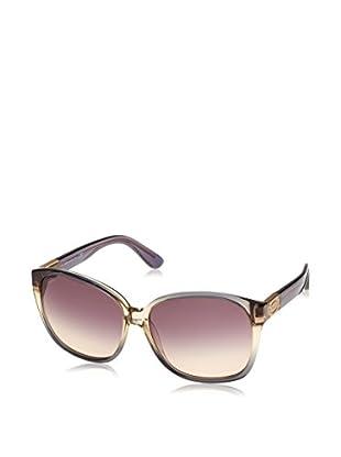 Tod'S Gafas de Sol TO0089 (61 mm) Gris / Marrón