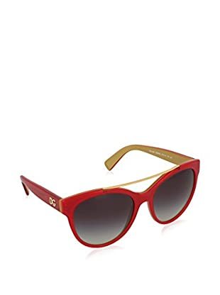 Dolce & Gabbana Sonnenbrille 4280_29688G (61 mm) rot
