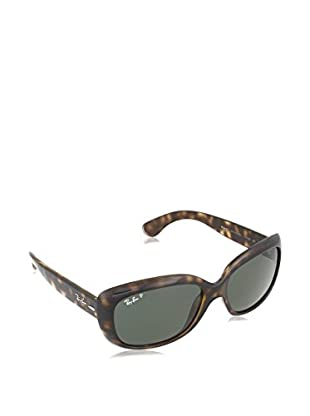 Ray-Ban Sonnenbrille Polarized JACKIE OHH (58 mm) havanna
