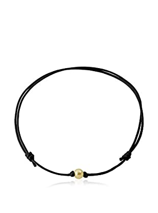 Compagnie générale des perles Collar  Rosa / Blanco