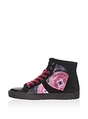 Desigual Hightop Sneaker Rebeldia