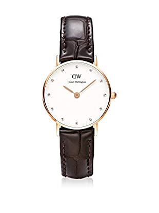 Daniel Wellington Reloj con movimiento japonés Woman DW00100061 26 mm