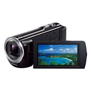 ソニー デジタルHDビデオカメラレコーダー「HDR-CX390」(クリスタルブラック) HDR-CX390-B