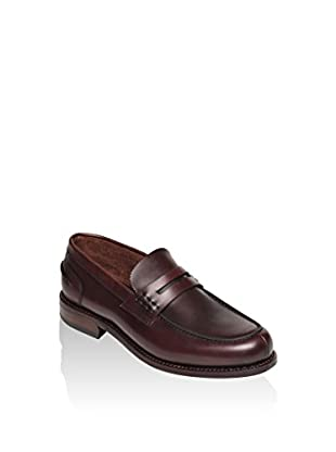 BRITISH PASSPORT Mocassino Classico Plain Loafer