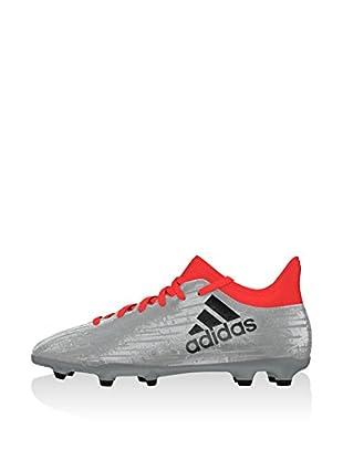 adidas Zapatillas de fútbol X 16.3 FG J