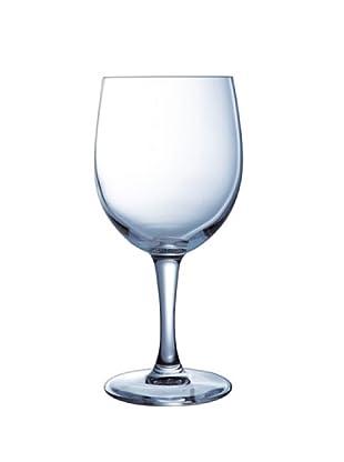 Chef & Sommelier Copas De Vino Estuche 6, 32 Cl Modelo Ceremony