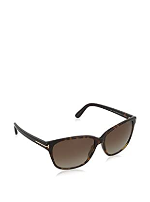 Tom Ford Sonnenbrille Polarized 0432_52H (59 mm) havanna