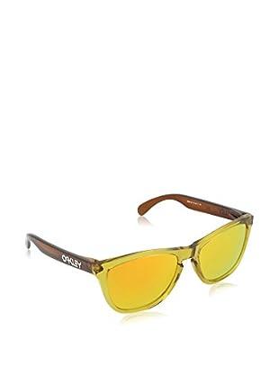 Oakley Occhiali da sole Mod. 9013 901339 (55 mm) Giallo