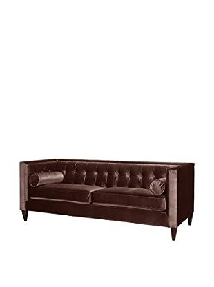 Jennifer Taylor Home Presley Sofa, Brown