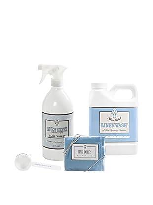 Le Blanc Blue Violet Small Linen Care Kit