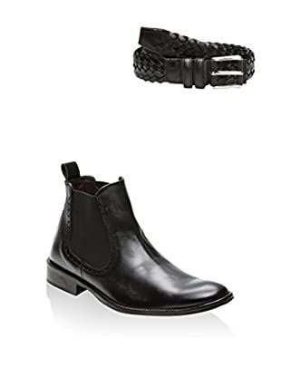 Ortiz&Reed Chelsea Boot + Ledergürtel SET-BCP12-CDT5