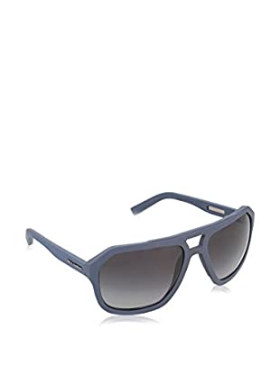 Dolce & Gabbana Occhiali da sole Polarized 2146 1266T3 (60 mm) Blu Scuro