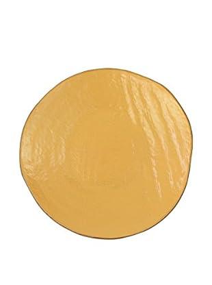 Novità Home Speiseteller 4er Set Color gelb