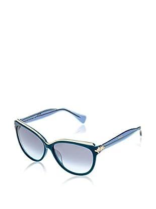 Pucci Sonnenbrille EP726S (59 mm) ozeanblau