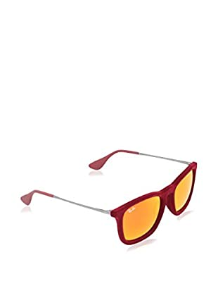 RAY BAN Gafas de Sol CHRIS (54 mm) Rojo