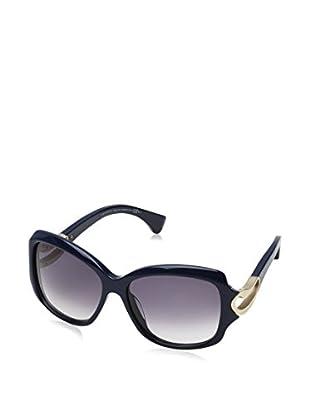 Alexander McQueen Gafas de Sol AMQ 4215/S Woman Azul