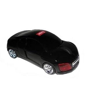 Enter ES-W500 Wireless Car Mouse - Black