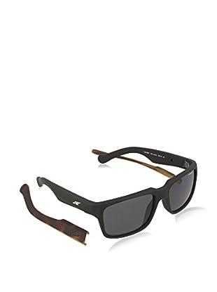Arnette Gafas de Sol Polarized D Street (55 mm) Negro