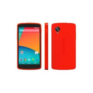 Google Nexus 5 D821 (32GB, Red)