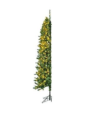 Kurt Adler 7.5' Pre-Lit Green Winchester Quarter Tree