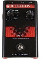 TC Helicon VoiceTone Single R1 Vocal Tuned Reverb