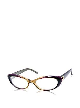 Gucci Gestell Gg 3515 Wo9 (51 mm) violett/grün/braun