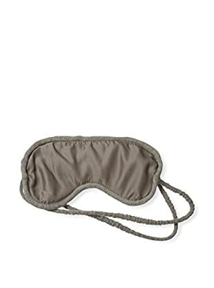 a & R Cashmere Eyemask with Coordinating Bag, Sand