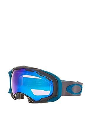 OAKLEY Máscara de Esquí Splice Negro / Azul