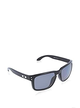 Oakley Occhiali da sole Polarized Mod. 9102 910202 (55 mm) Nero