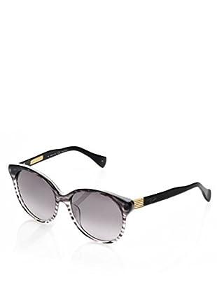 Emilio Pucci Sonnenbrille EP729S schwarz/weiß