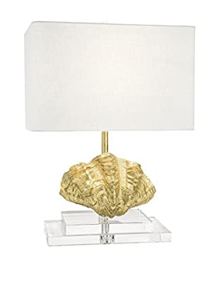 Couture Abaco 1-Light Table Lamp, Bold Gold
