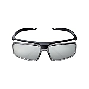Sony TDG-500P Passive 3D Glasses - Black
