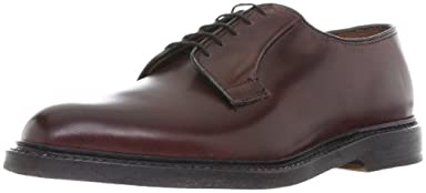 Allen Edmonds Leeds: Burgundy Genuine Shell Cordovan 9591