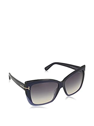 Tom Ford Sonnenbrille FT0390-T89W59 (59 mm) dunkelblau