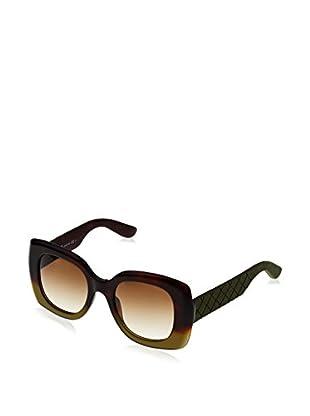 Bottega Veneta Gafas de Sol B.V.299/S (50 mm) Havana / Verde