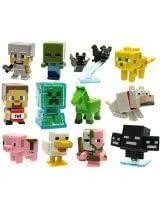 Minecraft Mystery Mini Stone Series 2 Minecraft Set of 12 1 Mini Figures