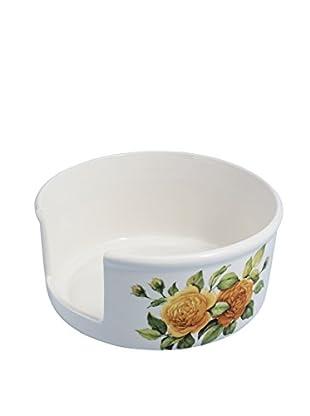 Tiffani Geschirrhalter Sunshine Roses