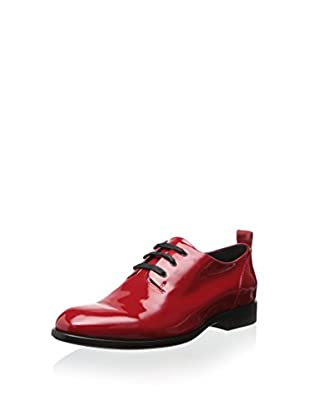 Jil Sander Women's Lace Up Oxford (Rosso)